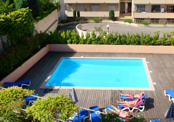 Appart Hotel Cannes Bord De Mer